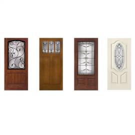 Ahşap ve Panel Kapı